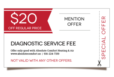 $20 Off Diagnostic Fee