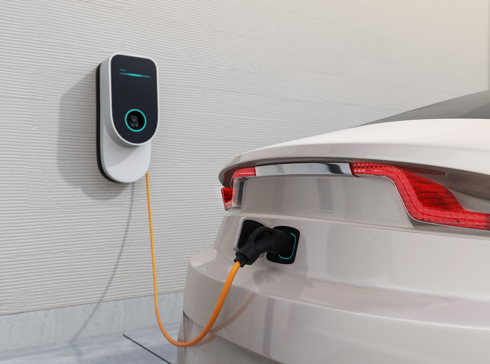 EV charger installations by Absolute Comfort