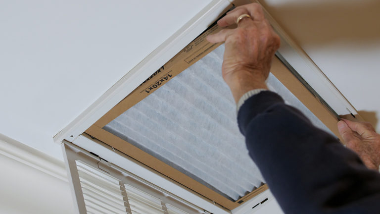 how often should I change my home air filter?